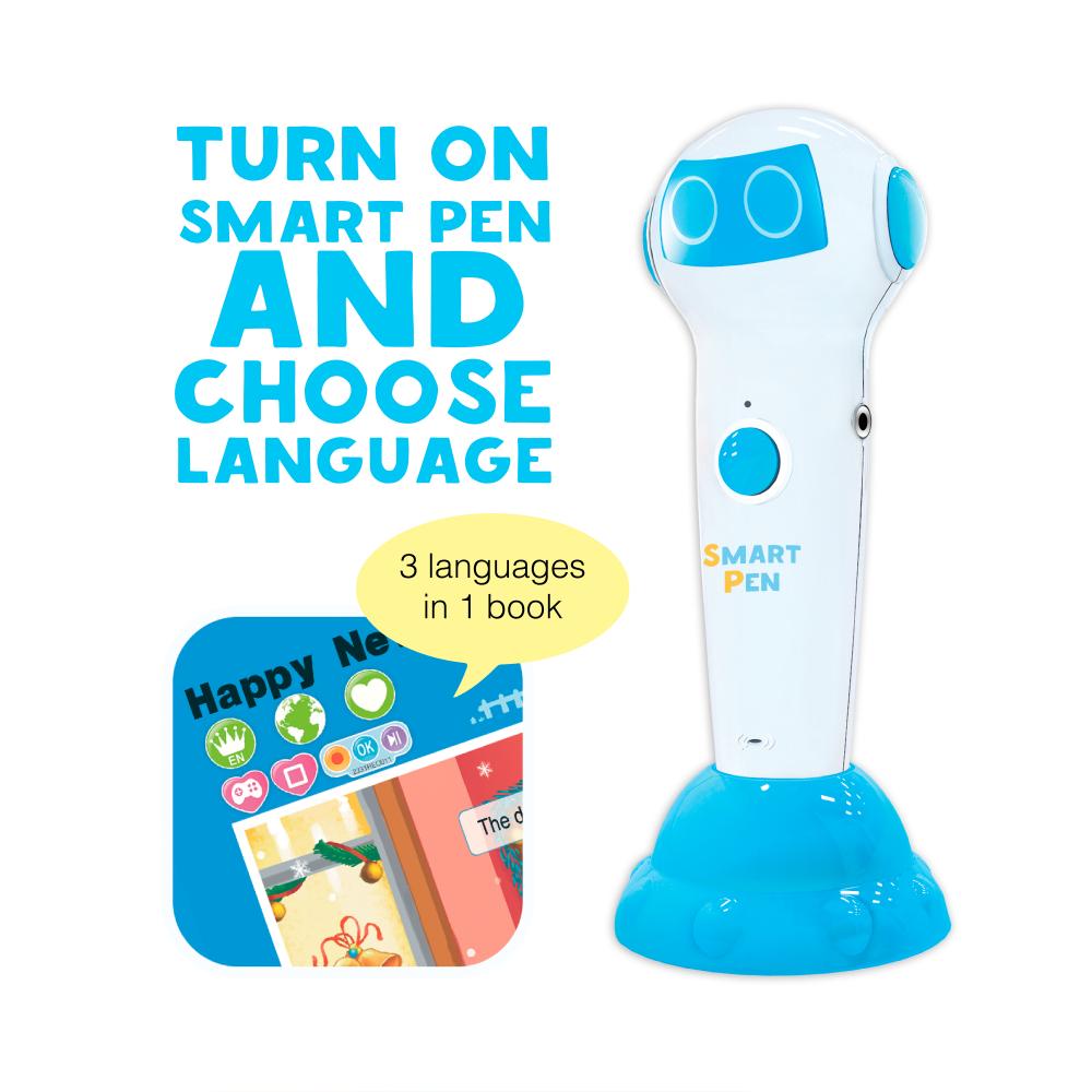 Стартовый набор Smart Koala 'Умная Ручка'